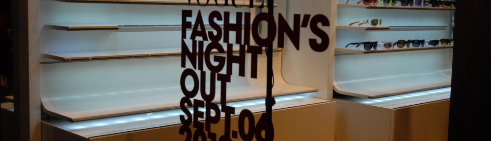 Milano Vogue Fashion Night Out 2012