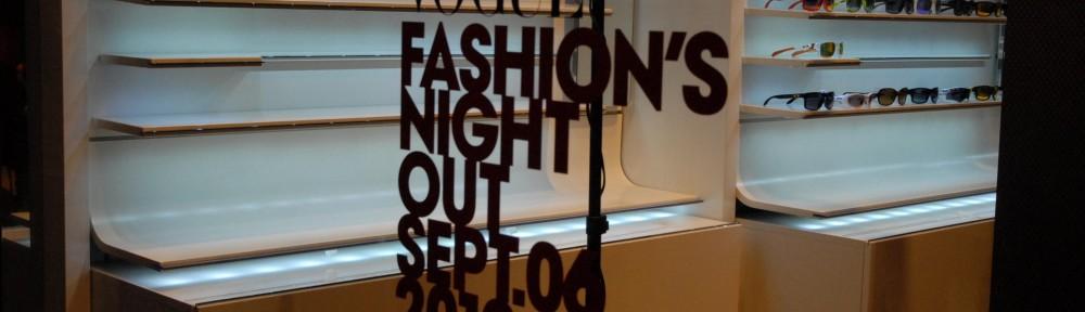 Milano Vogue Fashion Night Out 2012