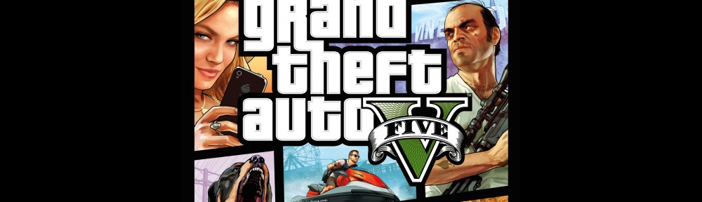 official cover GTA 5