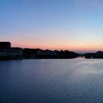 Arno al Tramonto
