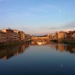Ponte vecchio sull'Arno