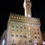 Palazzo della Signoria di Notte