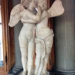 Amore e psiche Uffizi